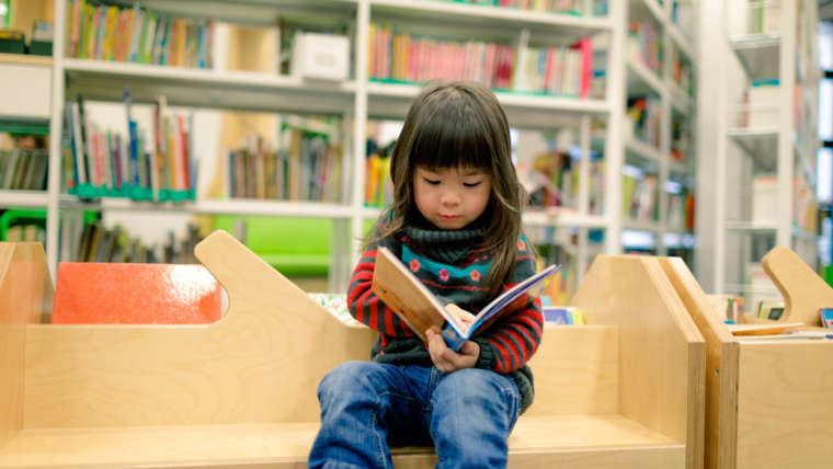 Ways to Build a love for Reading in Children